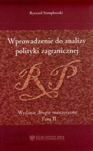 i-wprowadzenie-do-analizy-polityki-zagranicznej